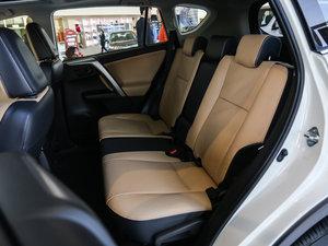 2016款2.5L 自动四驱精英版 后排座椅