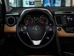 2016款2.5L 自动四驱精英版 方向盘