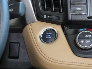 2016款2.0L CVT两驱舒适版 中控区