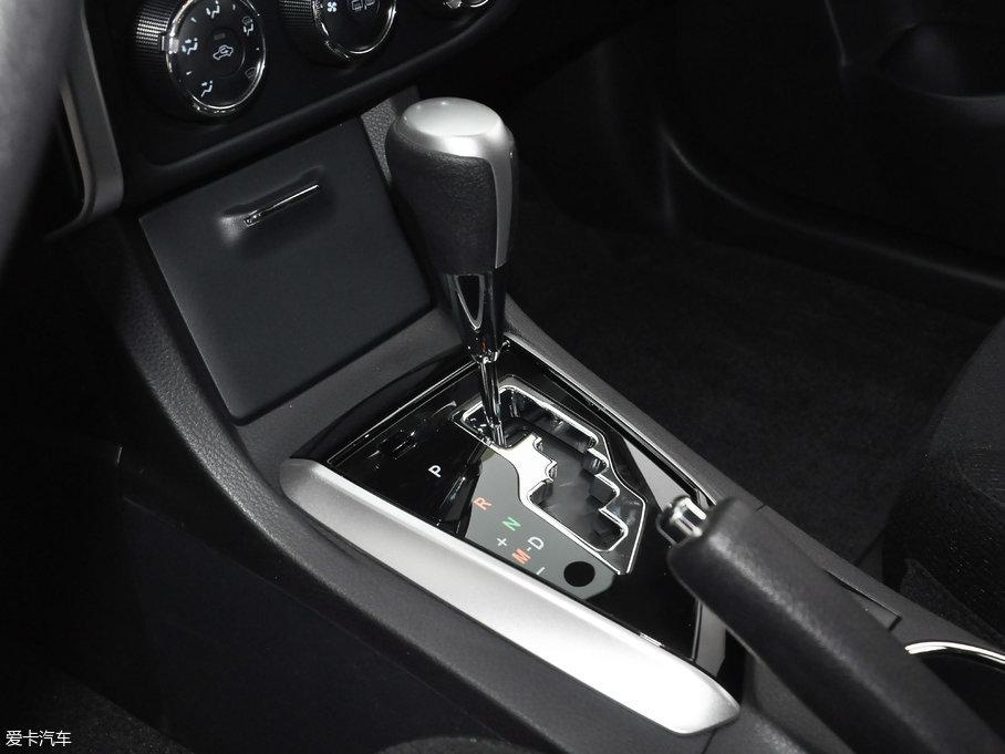 2017款卡罗拉全新 1.2T CVT GL-i