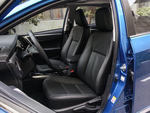 2017款1.2T CVT GLX-i 前排座椅