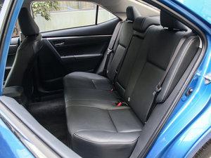 2017款1.2T CVT GLX-i 后排座椅
