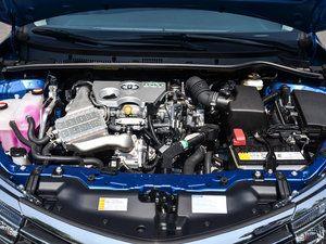 2017款1.2T CVT GLX-i 发动机