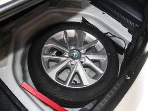2017款1.2T CVT GLX-i 备胎