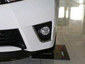 2017款1.6L CVT GL 雾灯