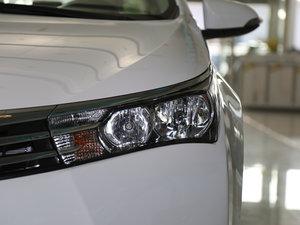 2017款1.6L CVT GL 头灯