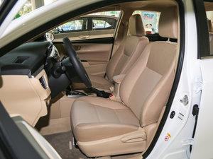 2017款1.6L CVT GL 前排座椅