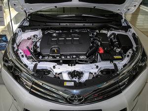 2017款1.6L CVT GL 发动机