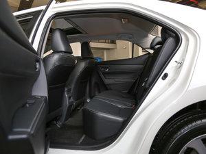 2017款1.2T CVT GL-i真皮版 后排空间