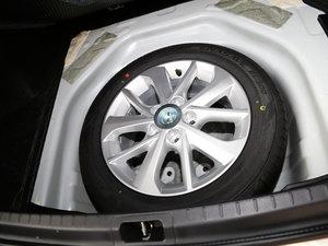 2017款1.2T CVT GL-i真皮版 备胎