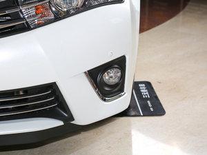 2017款1.2T CVT GL-i真皮特别版 雾灯