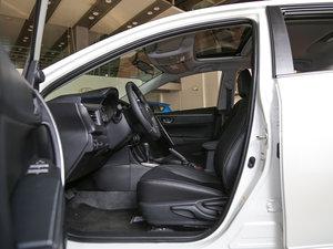 2017款1.2T CVT GL-i真皮特别版 前排空间