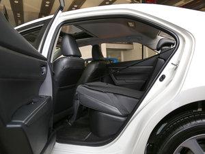 2017款1.2T CVT GL-i真皮特别版 后排座椅放倒