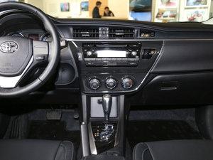 2017款1.2T CVT GL-i真皮特别版 中控台