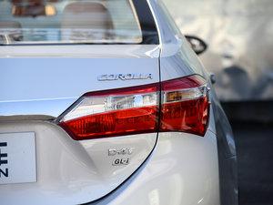 2017款1.2T CVT GL-i真皮特别版 尾灯
