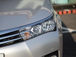 2017款1.2T CVT GL-i真皮特别版 头灯