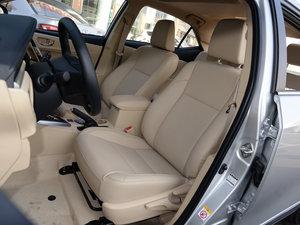 2017款1.2T CVT GL-i真皮特别版 前排座椅