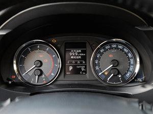 2017款1.2T CVT GL-i真皮特别版 仪表