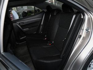 2017款1.2T CVT GL-i 后排座椅