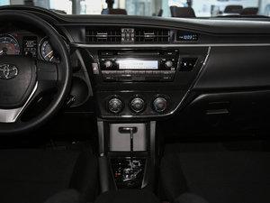 2017款1.2T CVT GL-i 中控台