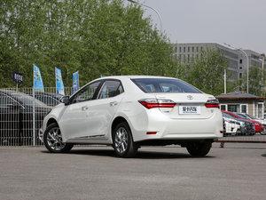 2017款全新 1.2T CVT GL-i真皮版 后侧45度