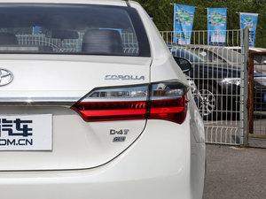 2017款全新 1.2T CVT GL-i真皮版 尾灯