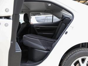 2017款全新 1.2T CVT GL-i真皮版 后排座椅放倒