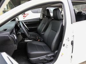 2017款全新 1.2T CVT GL-i真皮版 前排座椅