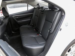 2017款全新 1.2T CVT GL-i真皮版 后排座椅