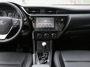 2017款全新 1.2T CVT GL-i真皮版 中控台