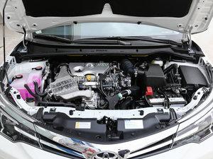 2017款全新 1.2T CVT GL-i真皮版 发动机