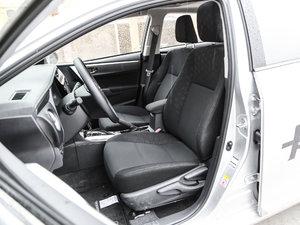 2017款全新 1.2T CVT GL-i 前排座椅
