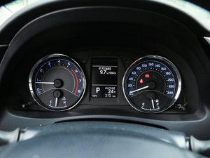 2017款全新 1.2T CVT GL-i 仪表