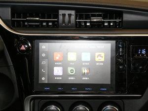 2017款全新 1.2T 手动GL-i真皮版 中控区