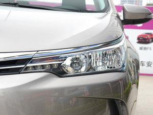 2017款全新 1.2T CVT GL 头灯