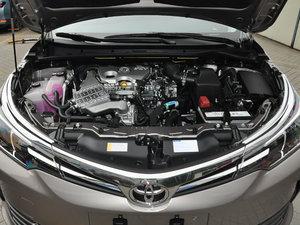 2017款全新 1.2T CVT GL 发动机