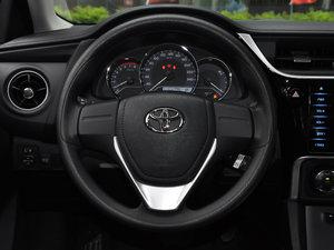 2017款全新 1.2T CVT GL 方向盘