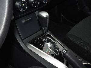 2017款全新 1.2T CVT GL 变速挡杆