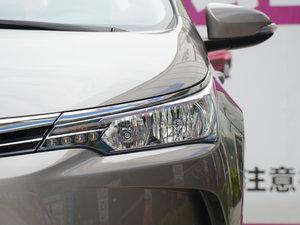 2017款全新 1.2T CVT GL-i 头灯