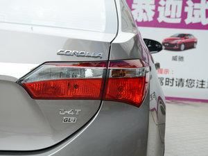 2017款全新 1.2T CVT GL-i 尾灯