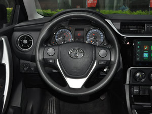 2017款全新 1.2T CVT GL-i 方向盘