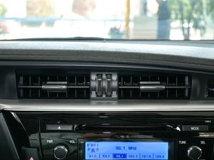 2017款1.6L 手动GL 空调出风口