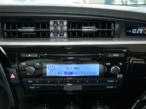 2017款1.6L 手动GL 音响调节