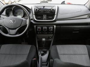 2017款1.5L CVT锋驰版 中控台