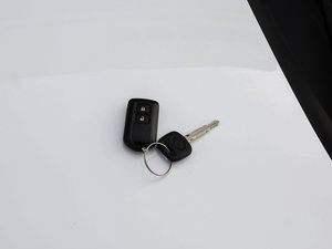 2017款1.5L CVT锋驰版 钥匙