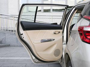 2017款1.5L CVT锋势版 后车门