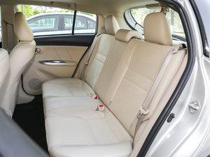 2017款1.5L CVT锋势版 后排座椅