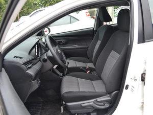 2017款1.5L 手动锋驰版 前排座椅