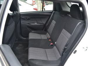 2017款1.5L 手动锋驰版 后排座椅
