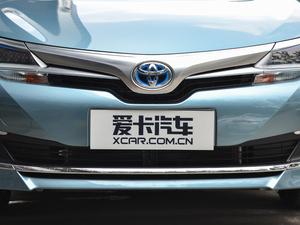 2017款1.8L E-CVT豪华版 中网